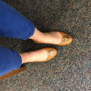 (Almost new) Tory burch flats